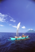 Indonesia, Manado, Perahu on the water - Jill Gocher