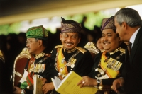 Brunei, Members of the royal family turn out in sumptuous uniforms for state ceremonies. - Steve Raymer