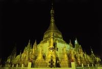 Myanmar (Burma), Kyaung Daw Yar Monastery - John McDermott