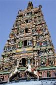 Singapore, Little India, Sri Srinivasa Perumal Temple. - Jack Hollingsworth