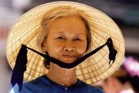 Vietnam, Vietnamese woman, portrait - Jill Gocher