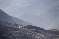 Vietnam, Sa Pa, Mist over the mountains - Jill Gocher