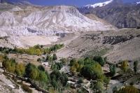 Nepal, Mustang, scenic overview - Jill Gocher