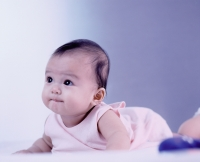 Baby girl, 3 to 6 months. - Erik Soh