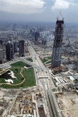 China, Pudong, aerial view - Alex Mares-Manton