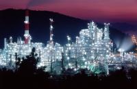 Korea, refinery, illuminated - Alex Microstock02