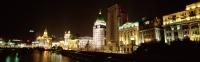 China, Shanghai, view at night - Alex Mares-Manton