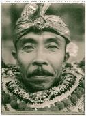 Indonesia, Bali, Ubud, Balinese mask dancer. - Martin Westlake
