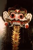 Indonesia, Bali, Ubud, Hanging mask. (grainy) - Martin Westlake