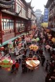China, Shanghai, Yuyuan Garden - Alex Microstock02