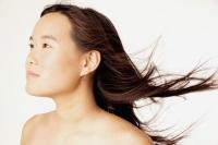 Profile of young woman - Erik Soh