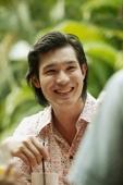 Young man smiling,portrait - Alex Microstock02