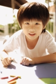 Young boy looking at camera - Alex Microstock02