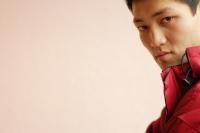 Young man looking at camera - Alex Microstock02