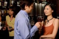 Men and women at bar - Alex Microstock02