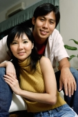 Couple at home, portrait - Alex Microstock02