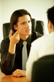 Two businessmen having a discussion - Alex Microstock02