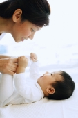 Mother and baby boy, bonding - Alex Microstock02