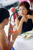 Two women having lunch - Alex Microstock02