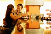 Couple at bar counter - Alex Microstock02