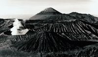Bromo and Semeru volcanoes, early morning - Martin Westlake