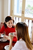Women having coffee in cafe - Alex Microstock02