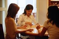 Women playing mahjong - Alex Microstock02