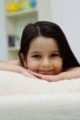 Girl smiling at camera - Alex Microstock02