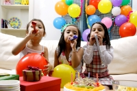 Children at a birthday party - Alex Microstock02