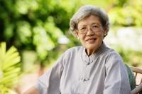 Portrait of senior woman - Alex Microstock02