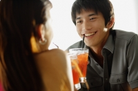 Couple having drinks - Alex Microstock02