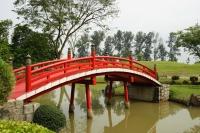 Japanese Bridge at the Japanese Garden, Singapore - Yukmin