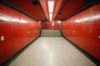 Mass Transit Railway (MTR) pedestrian tunnel, Hong Kong - Yukmin