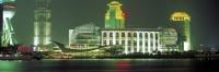 The Bund panorama, Shanghai, China - OTHK