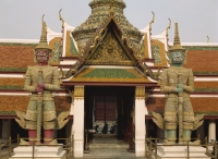 Wat Phra Kaeo Bangkok, Thailand - OTHK