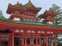 Heian-Jingu Kyoto, Japan - OTHK
