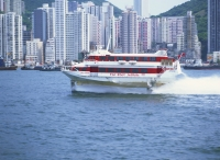 Jetfoil, transportation between Macau and Hong Kong - OTHK