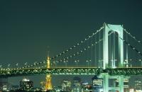 Rainbow Bridge, Tokyo, Japan - OTHK