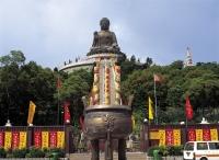 Big Buddha, Lantau, Hong Kong - OTHK