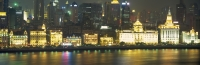 The Bund from Pudong, Shanghai, China - OTHK