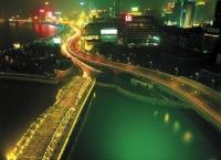 Overlooking the Bund & Waibaiduqiao, Shanghai, China - OTHK