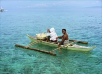 Men on boat - OTHK
