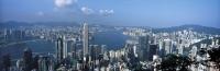 Hong Kong Cityscape from the Peak - OTHK