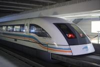 Magnetically levitated (Maglev) train, Shanghai - OTHK