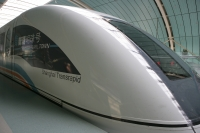 Magnetically levitated (Maglev) train, Shanghai - OTHK