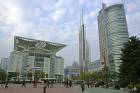 People's Square, Shanghai - OTHK