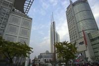 Modern architecture, Shanghai - OTHK