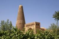 Emin Minaret (Sugong ta), Turpan, Xinjiang - OTHK