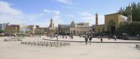 At the square of Id Kah Mosque, Kashgar, Xinjiang - OTHK