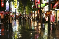 Shopping street at Hsimenting, Taipei, Taiwan - OTHK